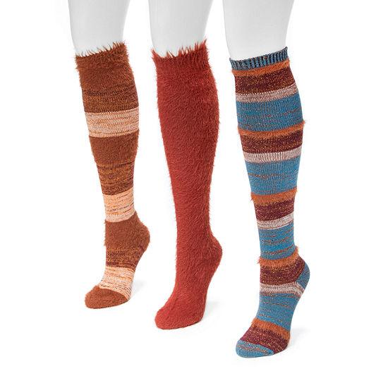 ca1e8897d28 Muk Luks Knee High Socks - Womens - JCPenney