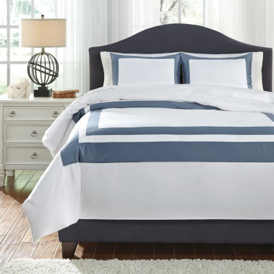 Signature Design by Ashley Daruka 3-pc. Duvet Cover Set