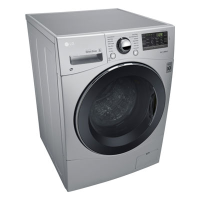 "LG 2.3 cu. ft. 24"" Compact All-In-One Washer/Dryer Combo"