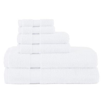 Royal Velvet® Signature Soft 6-pc. Towel Set