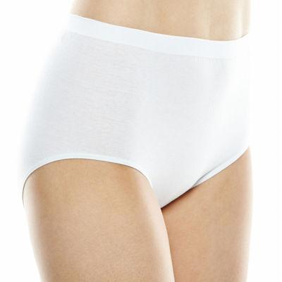 Jockey Comfies® Cotton Knit Brief Panty 1360