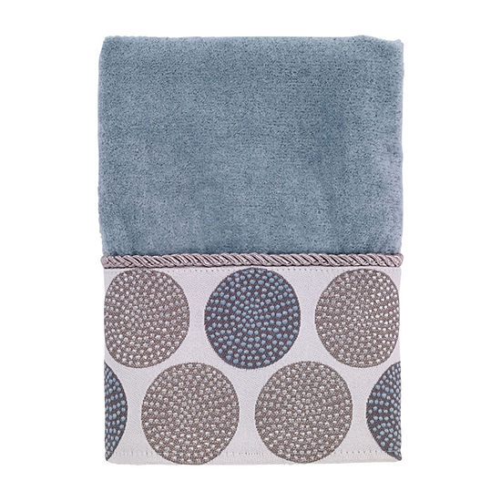 Avanti Dotted Circle Circles Bath Towel