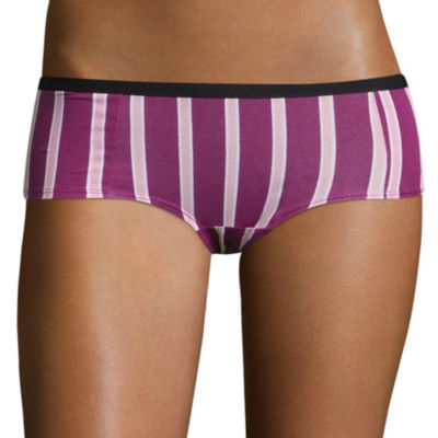 City Streets Knit Boyshort Panty