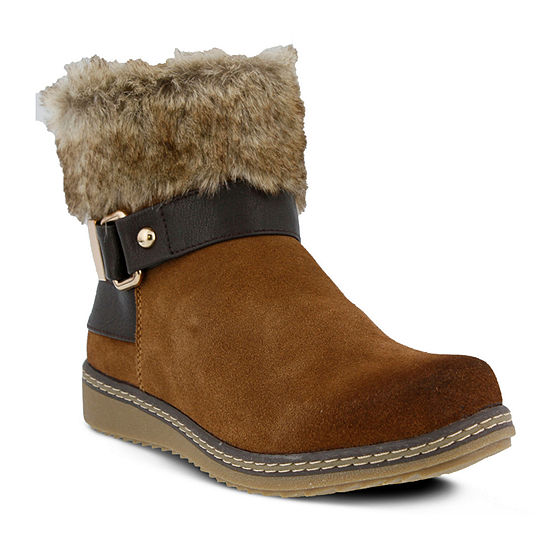 Spring Step Womens Popsicle Booties