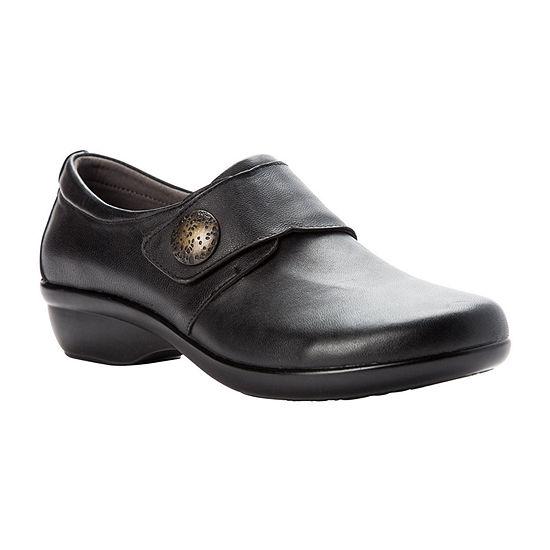 Propet Womens Autumn Slip-On Shoe Closed Toe