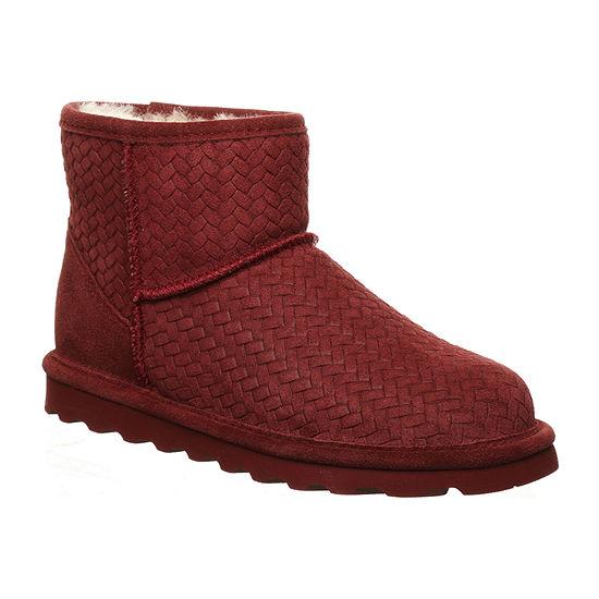 Bearpaw Womens Aleesa  Flat Heel Winter Boots