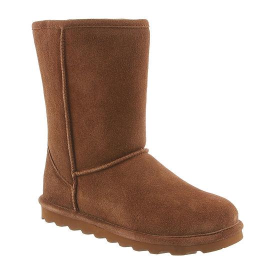 Bearpaw Womens Elle Water Resistant Flat Heel Winter Boots