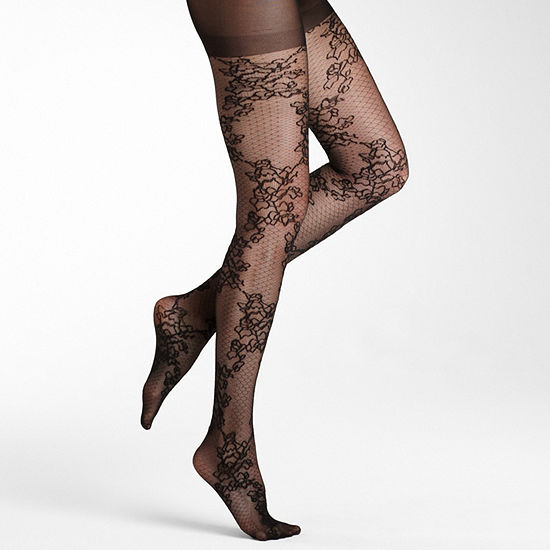Mixit Wedding Lace Tights