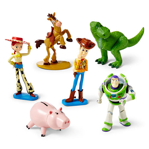 Disney Collection Toy Story 6-pc. Figure Set
