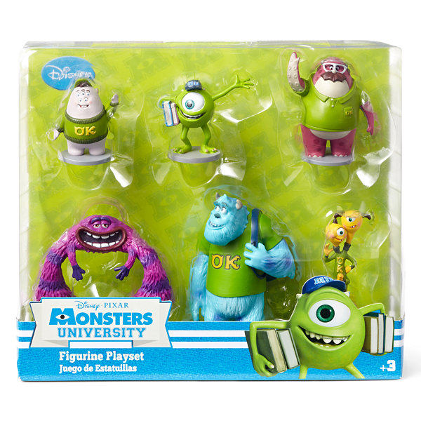 Disney Collection Monsters University 6-pc. Figure Set