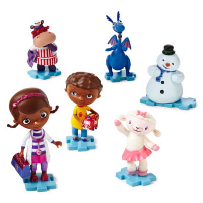 Disney Collection Doc McStuffins 6-pc. Figure Set