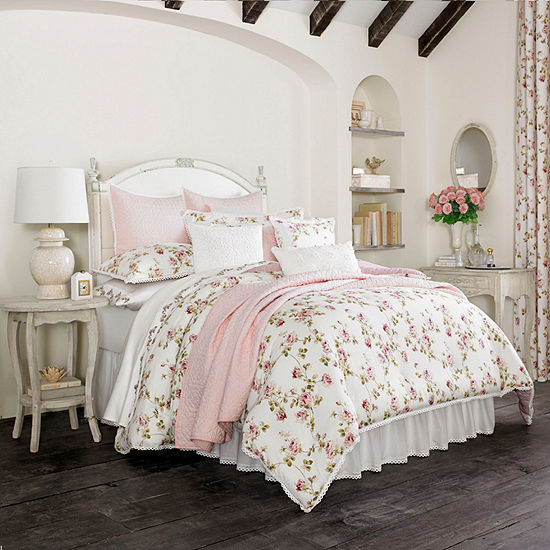 Queen Street Rosalind Comforter Set & Accessories