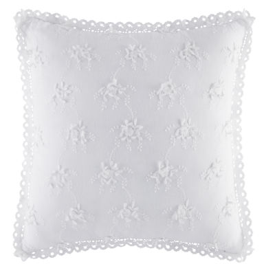 Queen Street Rosalind 17 INCH Square Decorative Pillow