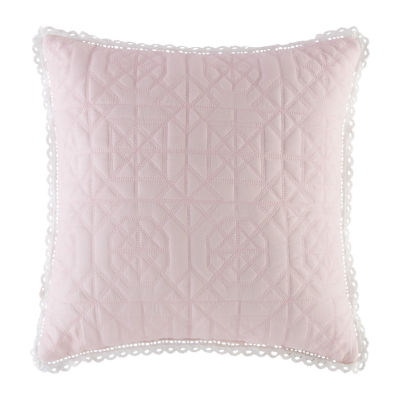 "Queen Street Rosalind 18"" Square Decorative Pillow"