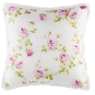 "Queen Street Rosalind 20"" Square Decorative Pillow"