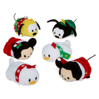 jcpenney.com | Disney Collection Mini Christmas Standard Character Tsum Tsums