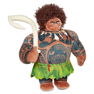Disney Moana Med Plush Maui Stuffed Animal