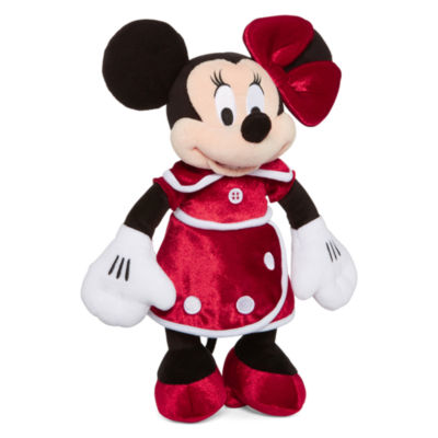 Disney Collection Medium Plush Holiday Minnie