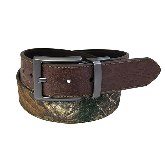 Realtree® 38MM Camo to Brown Reversible Belt