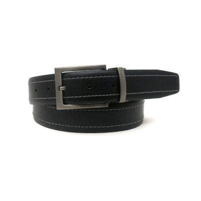 Geoffrey Beene® 35MM Stitched Reversible Belt