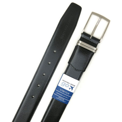 Geoffrey Beene® 35MM Comfort Flex Belt with Metal Loop