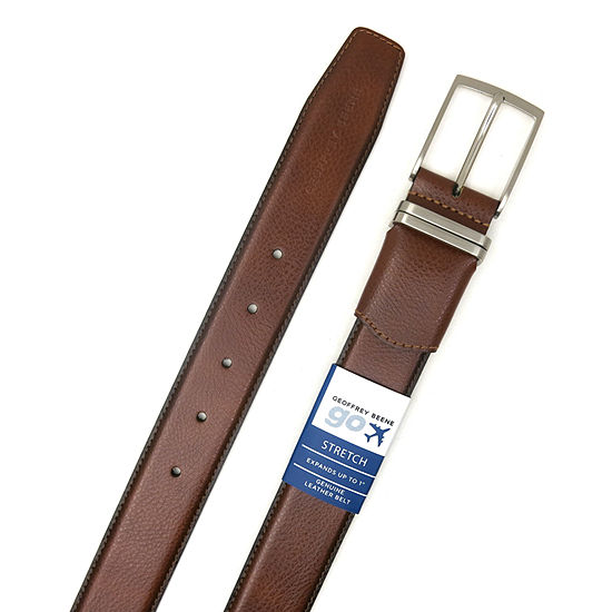 Geoffrey Beene® Comfort Flex Belt with Metal Loop