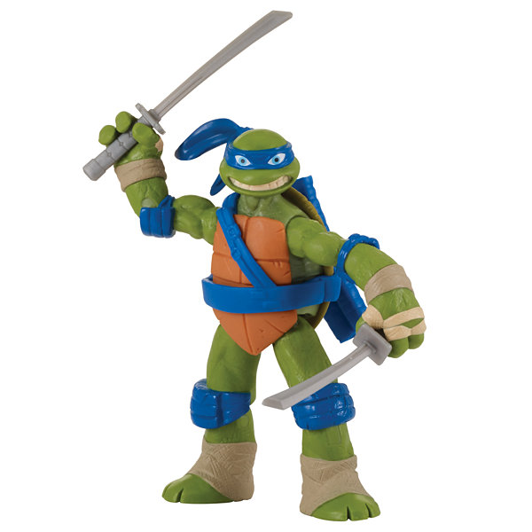 Teenage Mutant Ninja Turtles Dimension X Leonardo Figure