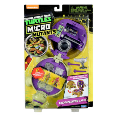Teenage Mutant Ninja Turtles Teenage Mutant Ninja Turtles Toy Playset - Unisex