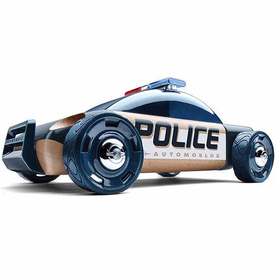 Automoblox S9 police car