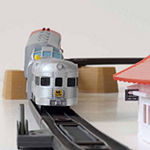 1950 Santa Fe Super Chief (F7 Emd A Unit) Battery Operated Train Set