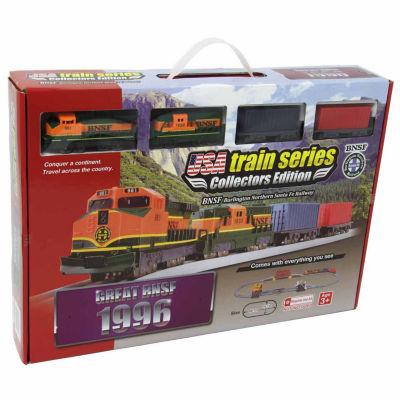 Lec Usa Inc. Trains Train