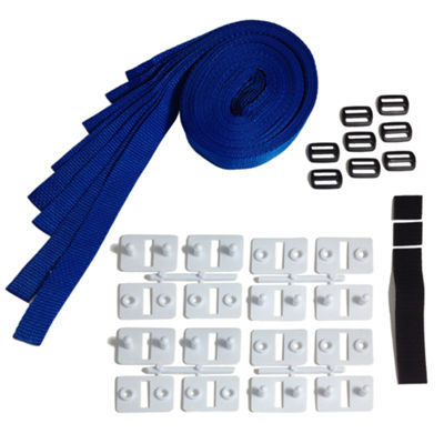 Horizon Ventures Universal Strap Kit for In-Ground Solar Reel System
