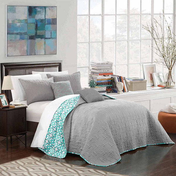 Chic Home Anat 9-pc. Quilt Set