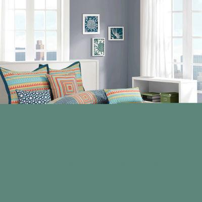 Amias 7-pc. Reversible Comforter Set