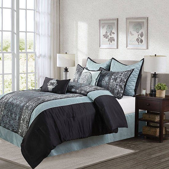 Arabesque 8-pc. Comforter Set