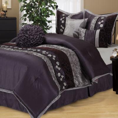 Riley 7-pc. Comforter Set