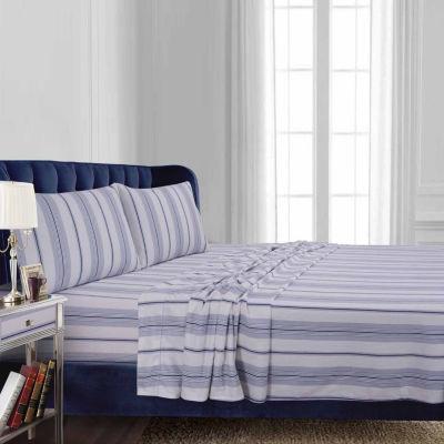 Tribeca Living Flannel Sheet Set