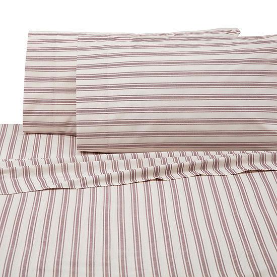 Izod Anderson Jersey Wrinkle Resistant Sheet Set
