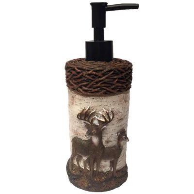 Laural Home Deer Time Soap Dispenser