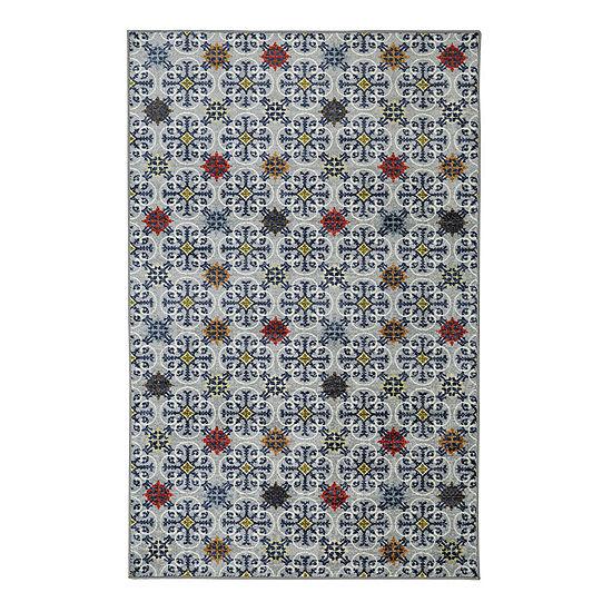 Mohawk Home Strata Desdemona Printed Rectangular Indoor Rugs