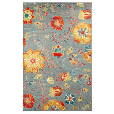 Mohawk Home Strata Free Spirit Printed Rectangular Rugs