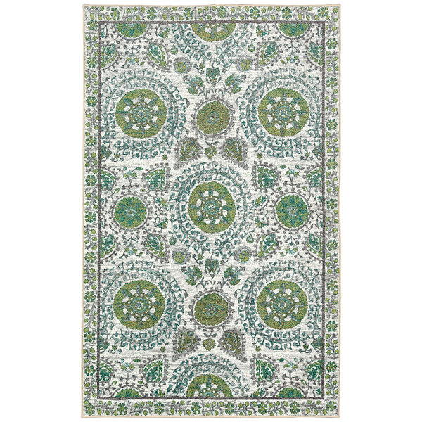 Mohawk Home Strata Sophisticate Printed Rectangular Rugs