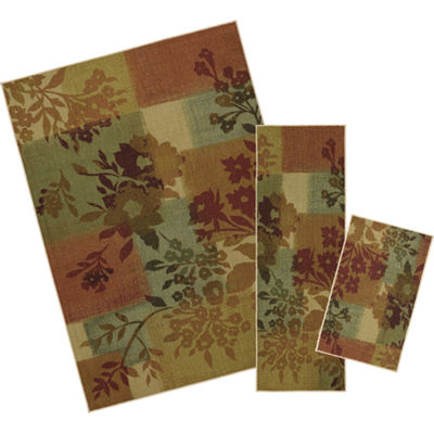 Mohawk Home Soho Daria Rectangular 3-pc. Rug Set