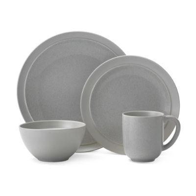 Pfaltzgraff Jocelyn Gray 16-pc. Dinnerware Set