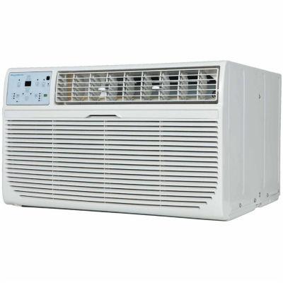 "Keystone 14000 BTU 230V Through-the-Wall Air Conditioner with ""Follow Me"" LCD Remote Control"""