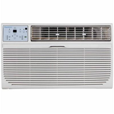 Keystone 14000 BTU 230V Through-the-Wall Air Conditioner with 10600 BTU Supplemental Heat Capability