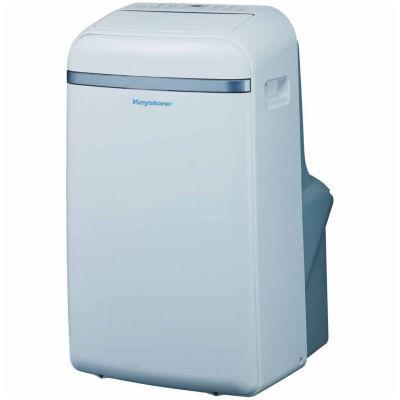 "Keystone 12000 BTU 115V Portable Air Conditioner with ""Follow Me"" LCD Remote Control"""