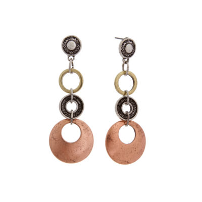 EL by Erica Lyons El By Erica Lyons July Tritone Drop Earrings