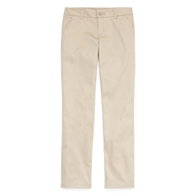 Arizona Flat Front Pants-Preschool Girls