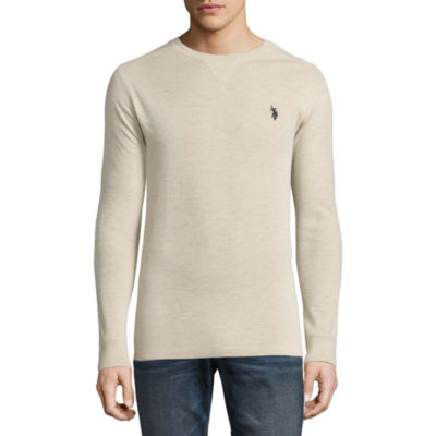 U.S. Polo Assn. Long Sleeve Thermal Top
